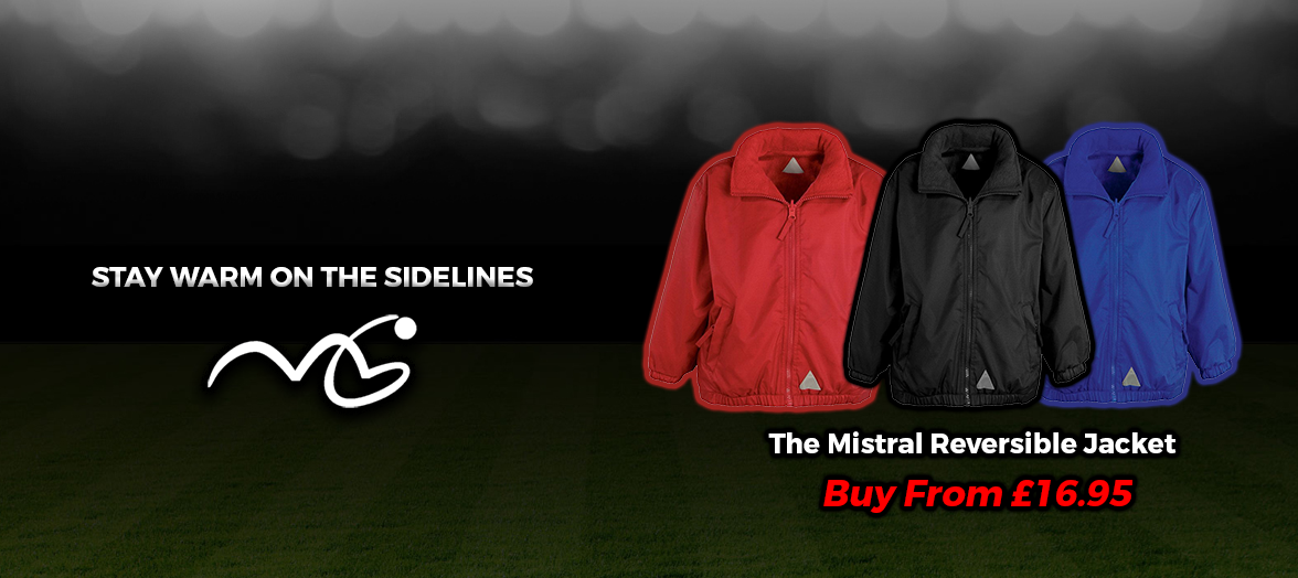 Buy Reversible Jackets at MGSportswear