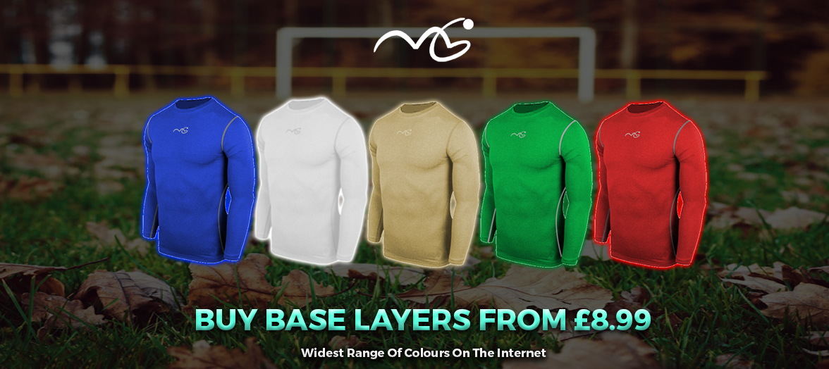 Base Layers at MGSportswear