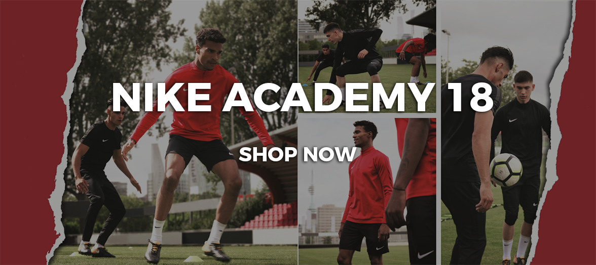 Nike Academy 18 at MG Sportswear