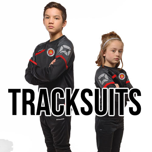 Areley Kings Tracksuits