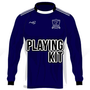 Claygate Royals Playing Kit