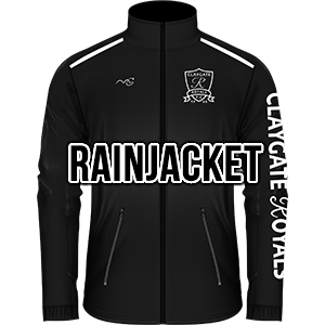 Claygate Royals Rainjackets