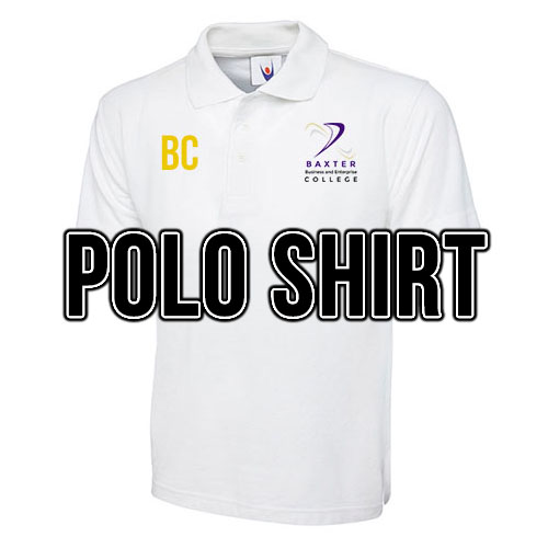 Baxter College Polo Shirts