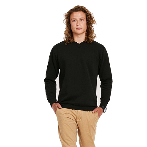 premium-v-neck-sweatshirt