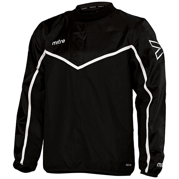 primero-windcheater-black-white