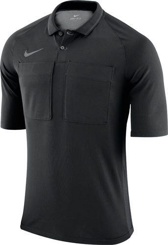 Nike Dry Referee Top Black/Anthracite Short Sleeve