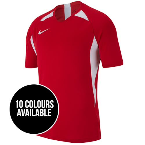 Nike Legend Football Shirt Short Sleeve