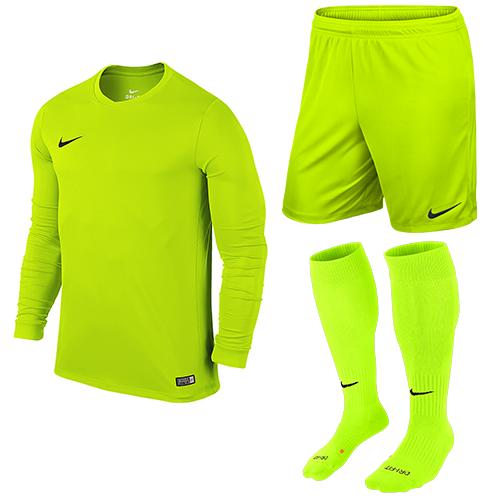 f1e554f28 Football Kit Special Offers  Nike Park VI Kit Bundle Volt
